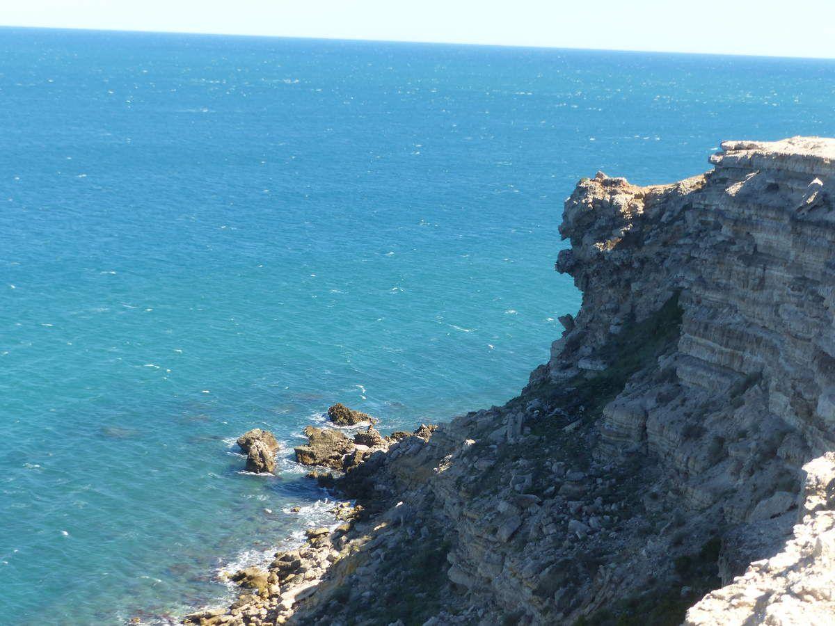 Une vigie immémoriale veille sur le Cap Leucate...