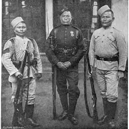 A174. Les dernières missions de la canonnière la Grandière sur le Mékong (1896- 1910)