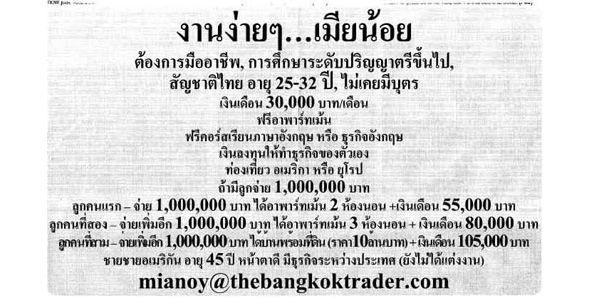R5. Dictionnaire insolite de la Thaïlande ?