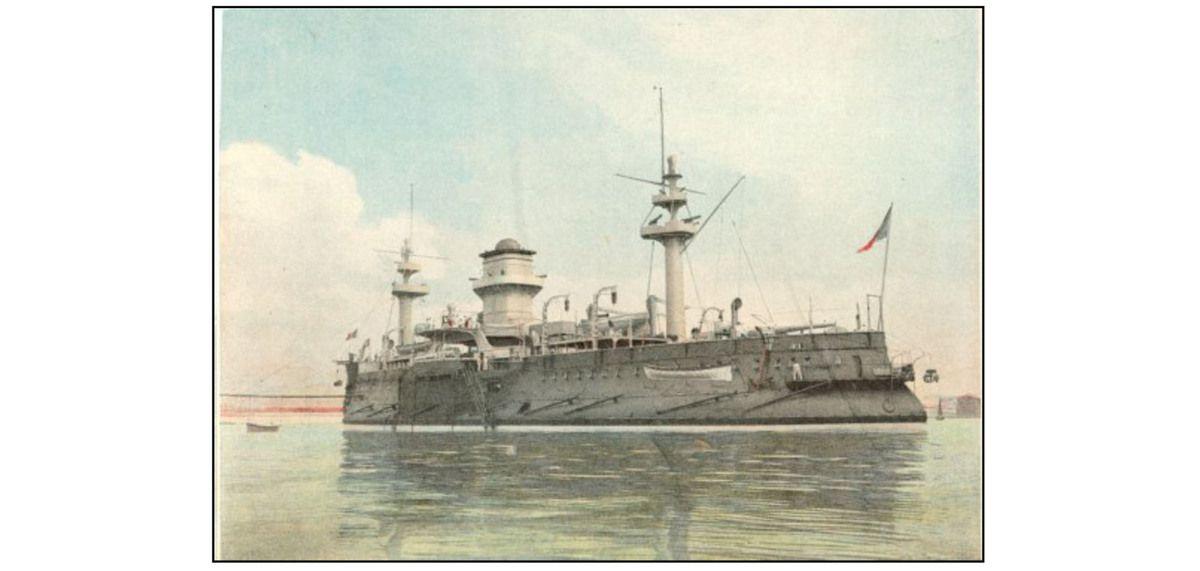 A 191 – LE COMMANDANT JULES DIACRE (1864 – 1903) UN HÉROS OUBLIÉ DU MÉKONG.
