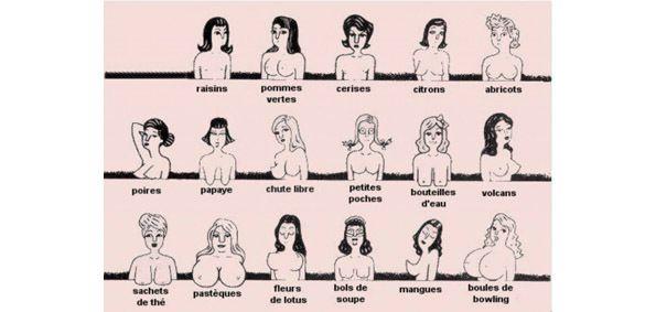 Films de seins libres