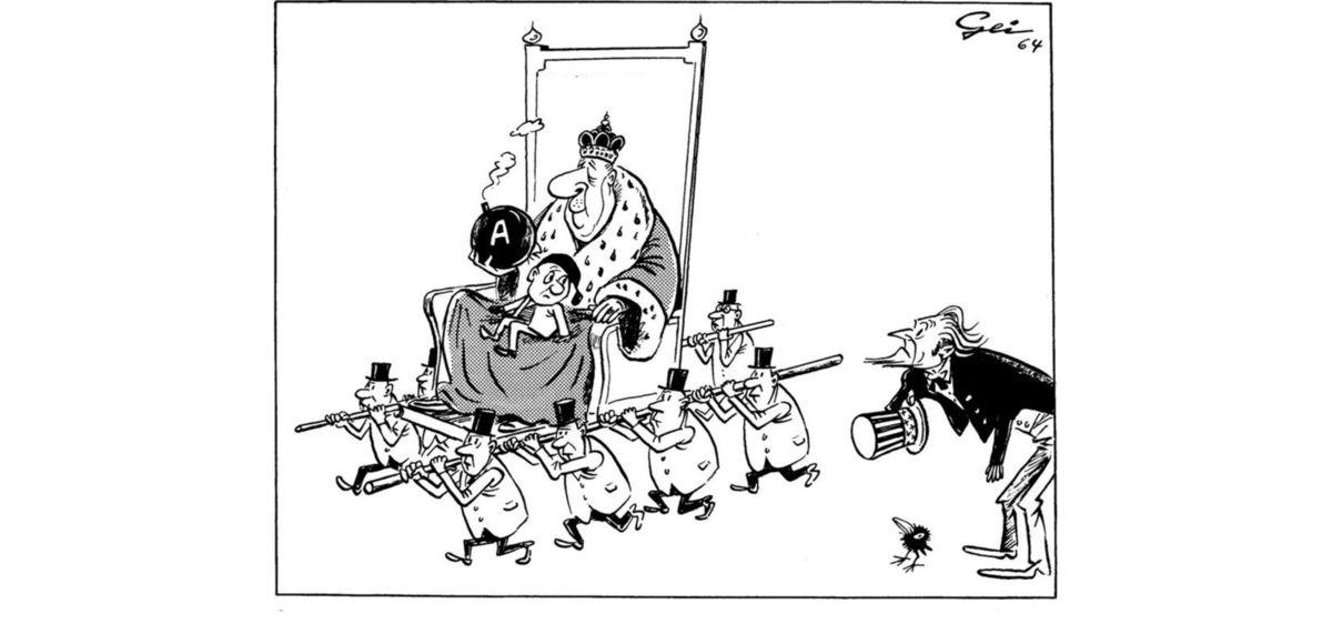 222.1– LE GOUVERNEMENT DU « FIELD MARSHAL» SARIT. (9 FÉVRIER 1959 - 8 DÉCEMBRE 1963). 1ère partie.