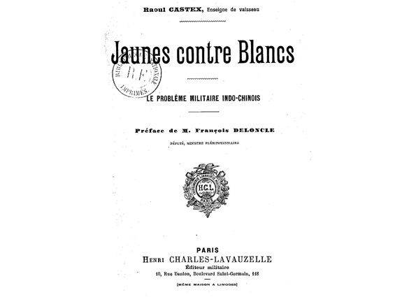 H 1- L'INCIDENT DE PAKNAM DU 13 JUILLET 1893 :  I - LES PRÉMICES : L'AFFAIRE GROSGURIN.
