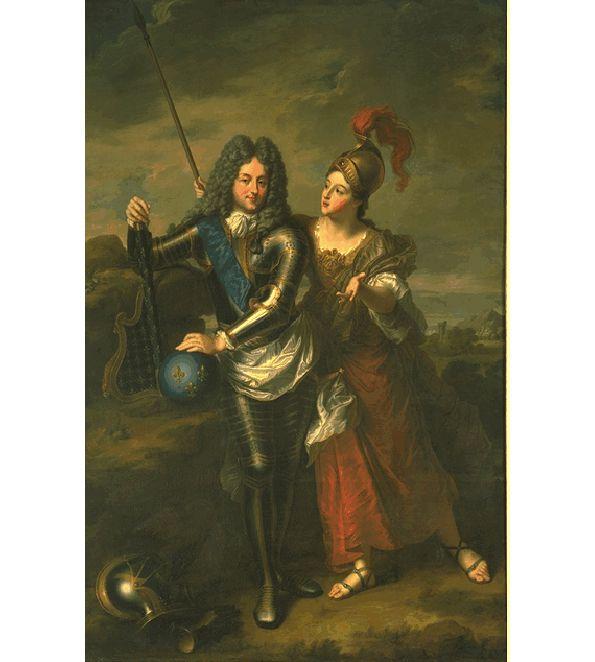 A 227 - LE « VOYAGEUR SIAMOIS » VISITE PARIS EN 1699 EN COMPAGNIE D'UN PETIT COUSIN DE LOUIS XIV