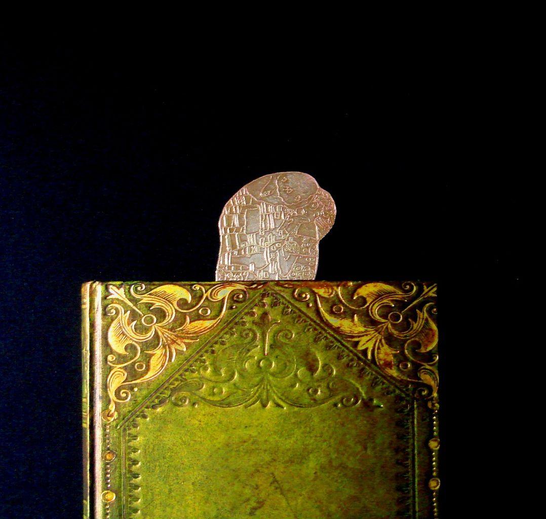 Marque-pages Le Baiser ( G.Klimt)
