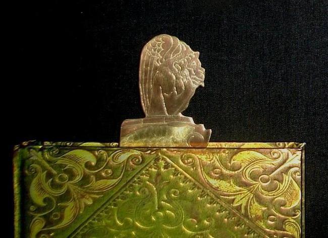 Marque-pages Gargouille Notre-Dame de Paris