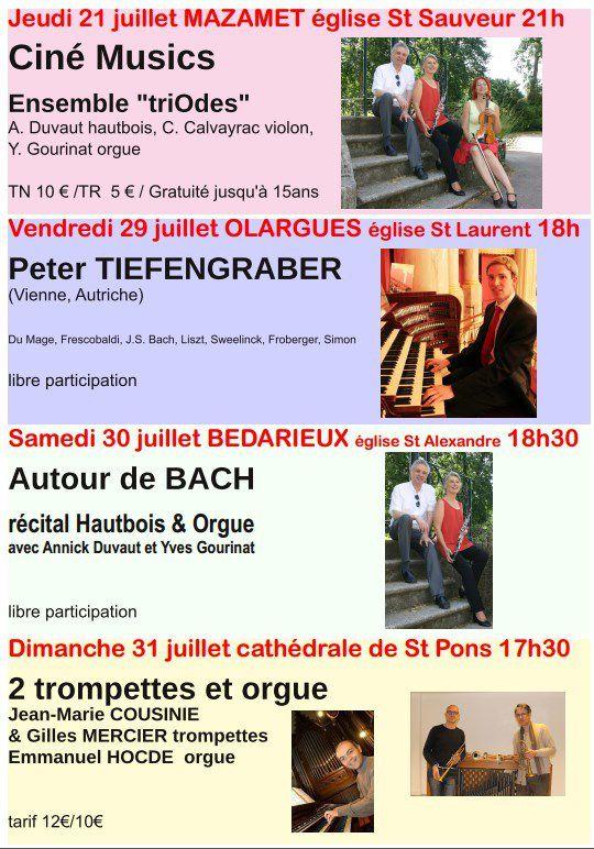 5iem festival voie verte voie des orgues
