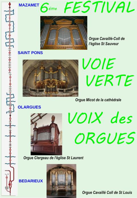 Festival 2017 voie verte voix des orgues