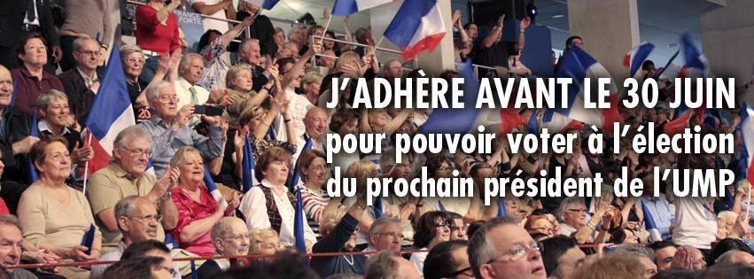 militants , sympathisants UMP ! n'oubliez pas de renouveler votre adhésion avant le 30.06.2015