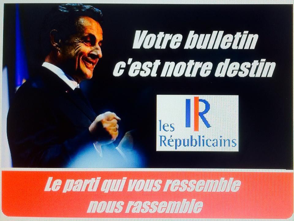 Un excellent discours de Nicolas Sarkozy