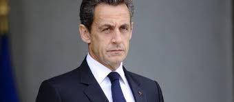 Grande réunion publique de Nicolas Sarkozy à .Neuilly-sur-Seine .le 7 Novembre au Theâtre de Neuillyà .