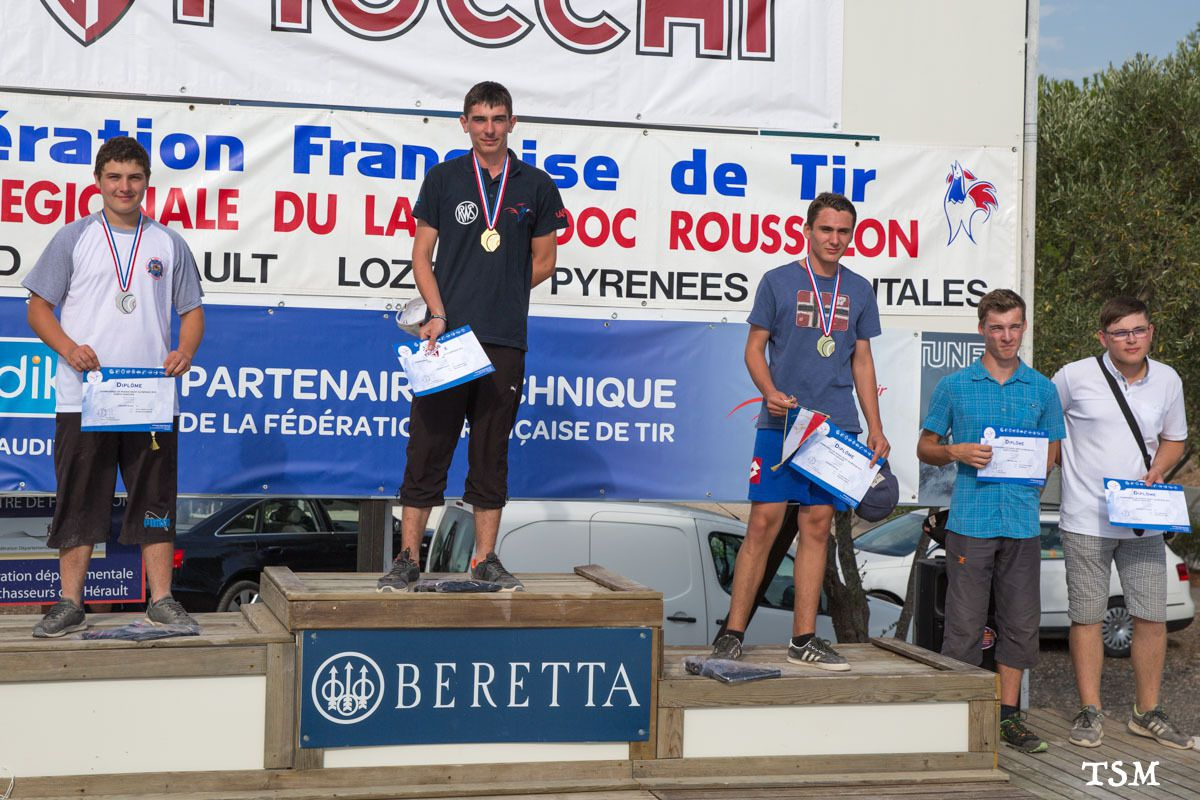 Matthieu RAYNAUD 3ème en Cadet Garçon !