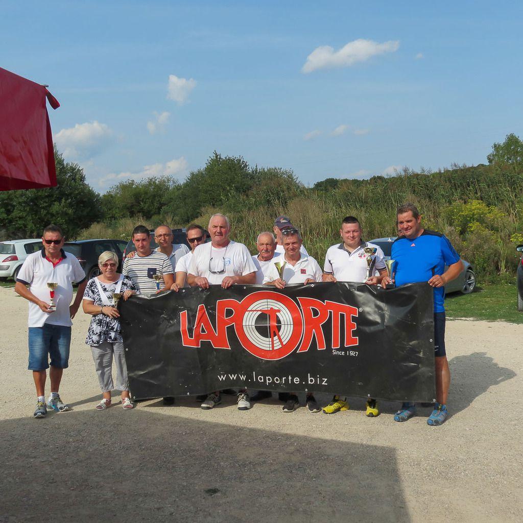 LAROCHE MOREY GP LAPORTE 100 PLTX FLASH 2017