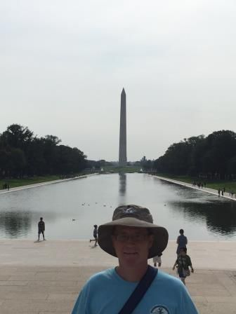 le monument de Lincoln