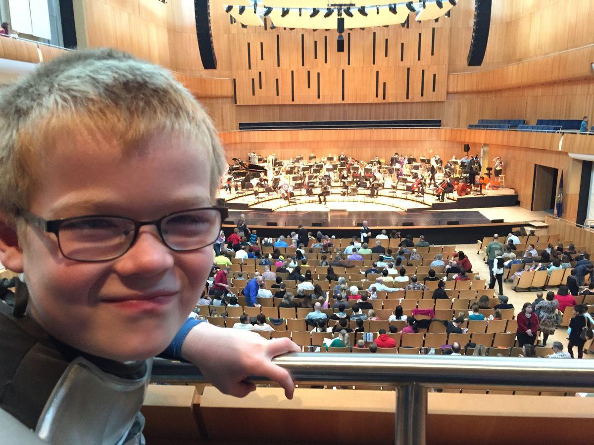 Premier concert pour les petits