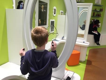 musee d'art pour les enfants