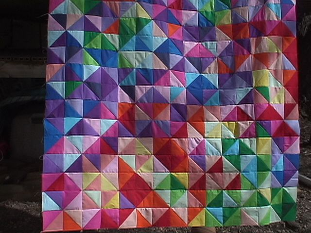 patchwork colore