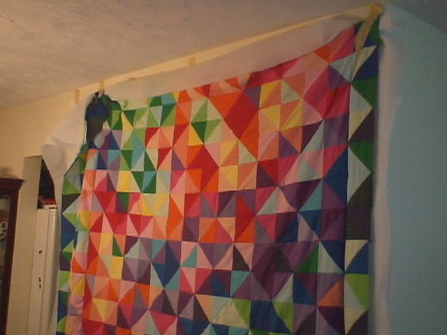 quilt - patchwork surpique