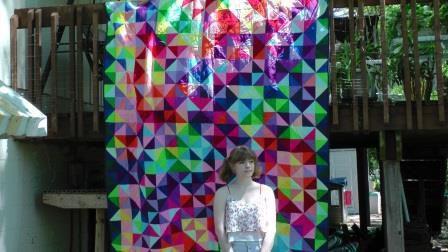 le fameux patchwork / quilt