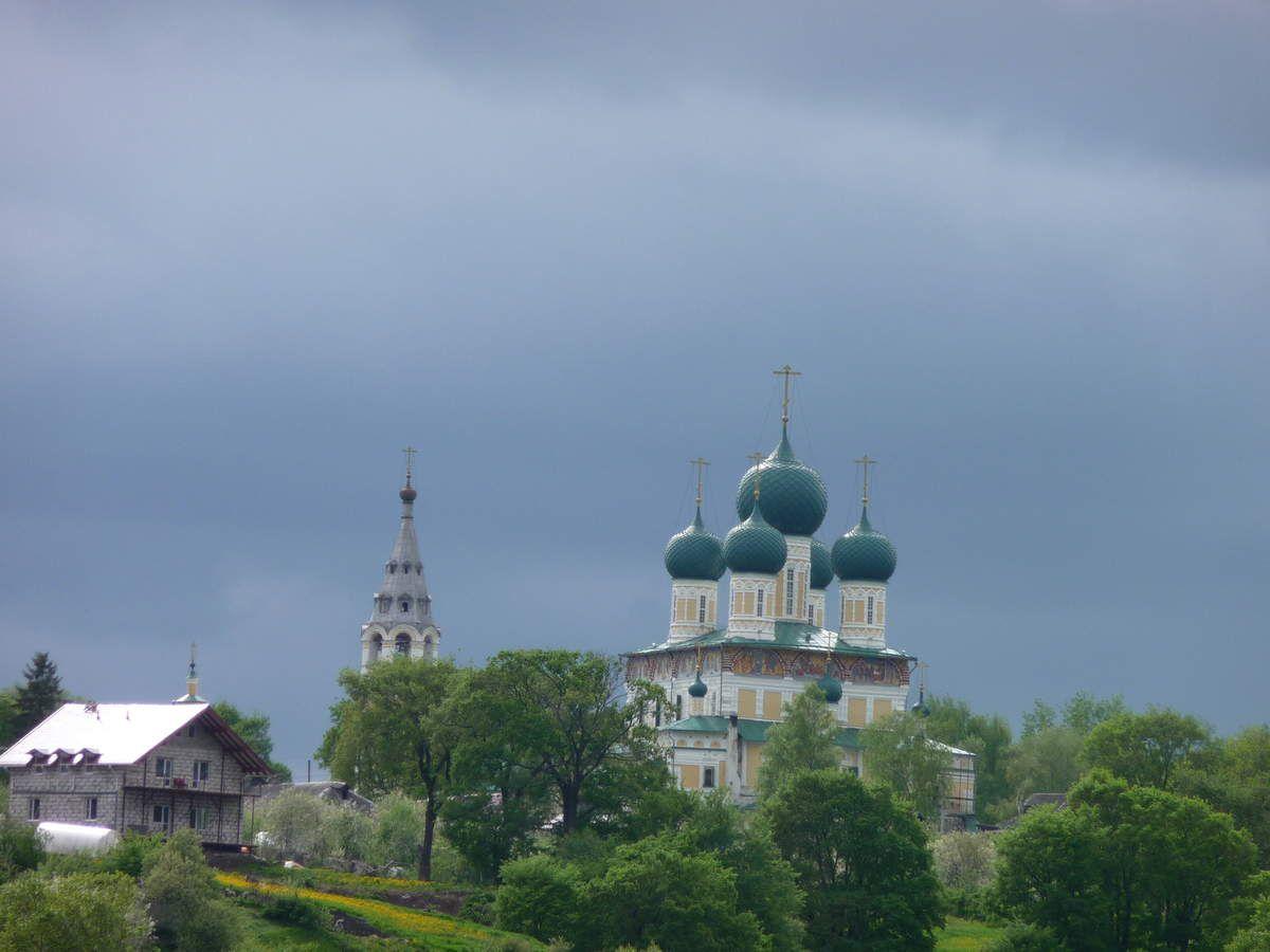 La Russie au fil de l'eau, de Moscou à Saint-Pétersbourg