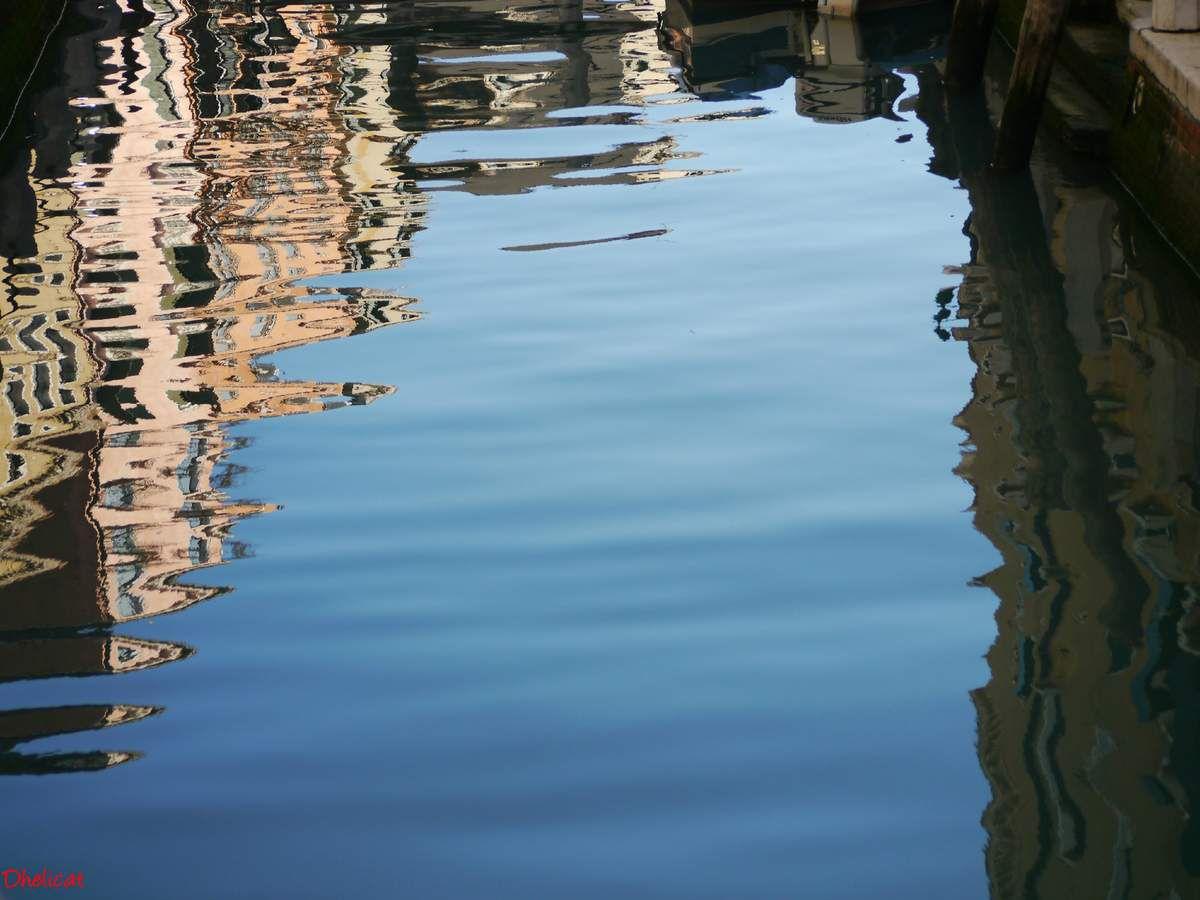 Proust et les eaux réfléchissantes