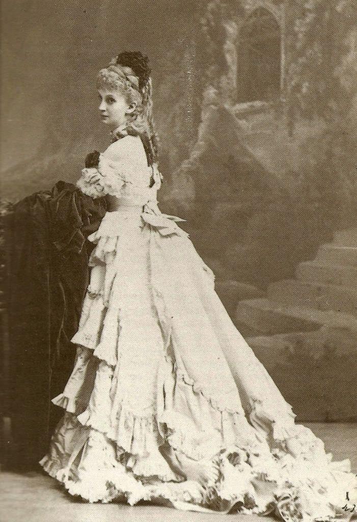 Qui était la duchesse de Morny ?