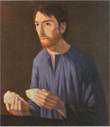 Le Christ rompant le pain et le retour de l'enfant prodigue