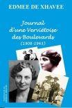 Journal d'une Verviétoise des Boulevards d'Edmée de Xhavée
