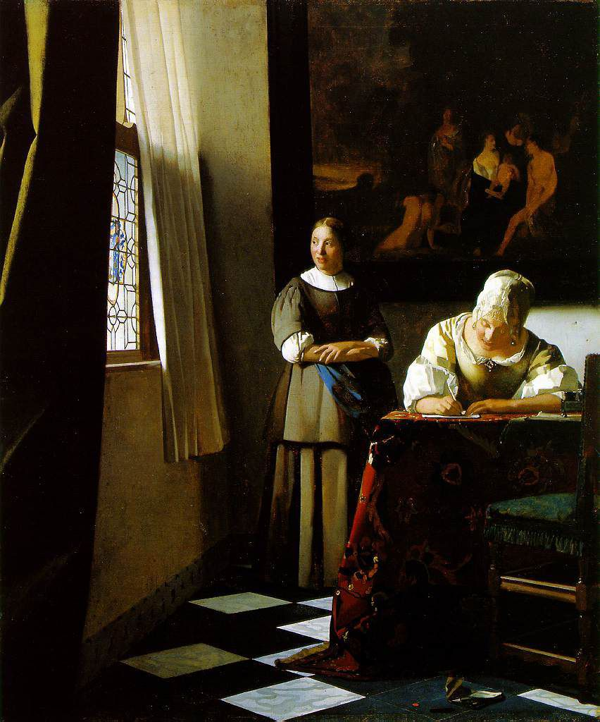 Vermeer ou l'énigme intérieure