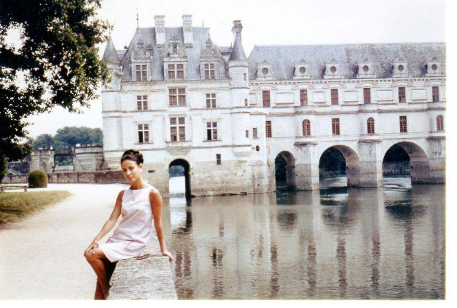Je me rêve un instant en dame de Chenonceau.