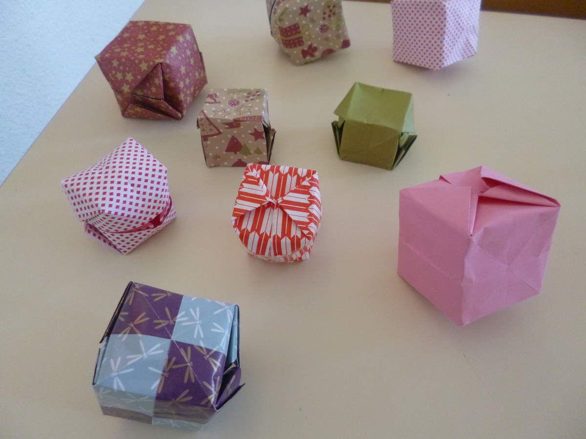 Origami - Portes ouvertes - juin 2015