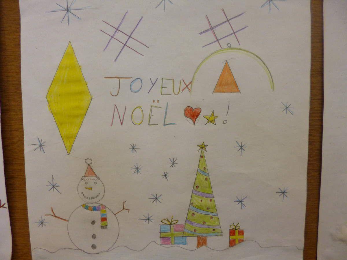 6ème2 - Concours de Noël - Les 3 gagnants !