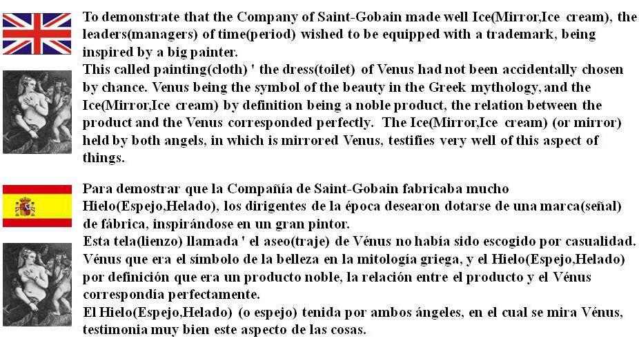 S'inspirant de la toilette de Vénus, le jeton de présence des Administrateurs de la Manufacture Royale des Glaces de Saint-Gobain, au fur et à mesure des acquisitions.