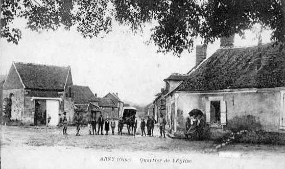 Album - le village de Arsy (Oise)