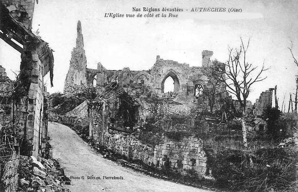 Album - le village de Autrêches (Oise)