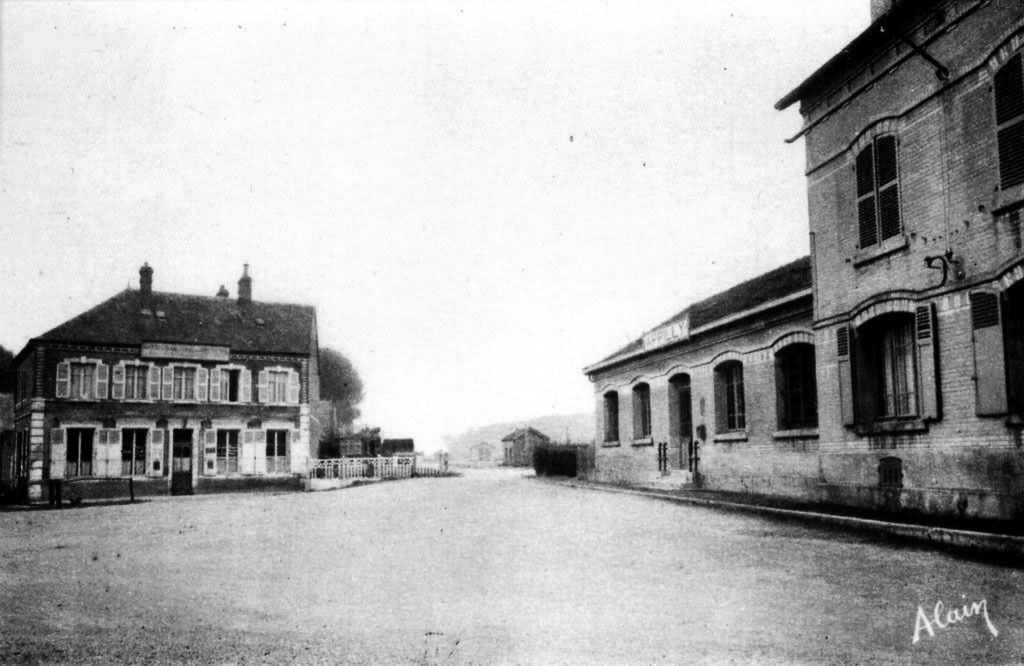 Album - le village de Apilly (Oise)