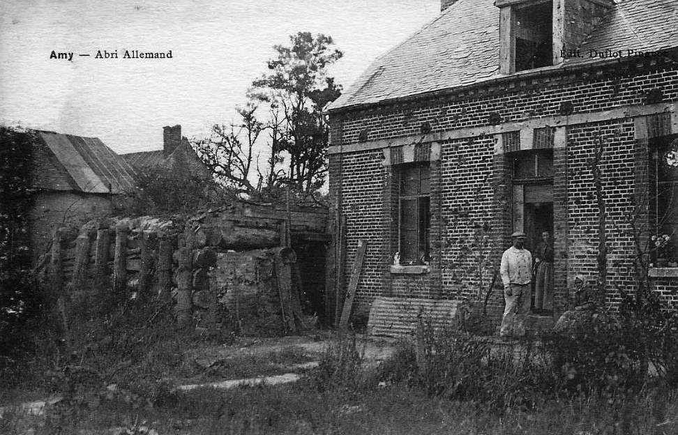 Album - le village de Amy (Oise)