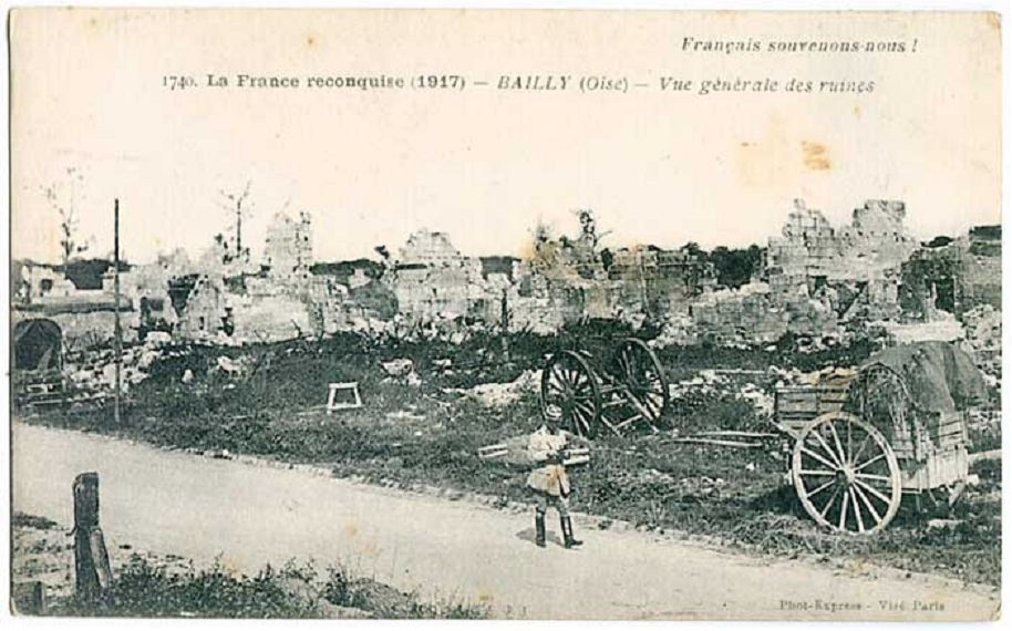 Album - le village de Bailly (Oise)