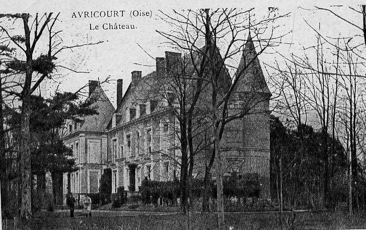 Album - le village de Avricourt (Oise)