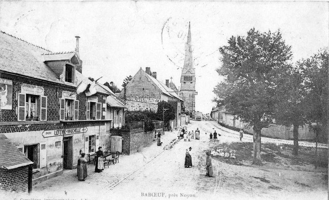 Album - le village de Baboeuf (Oise)