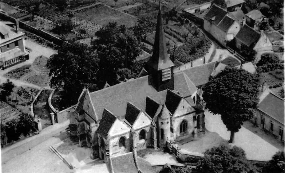 Album - le village de Blérancourt (Aisne)