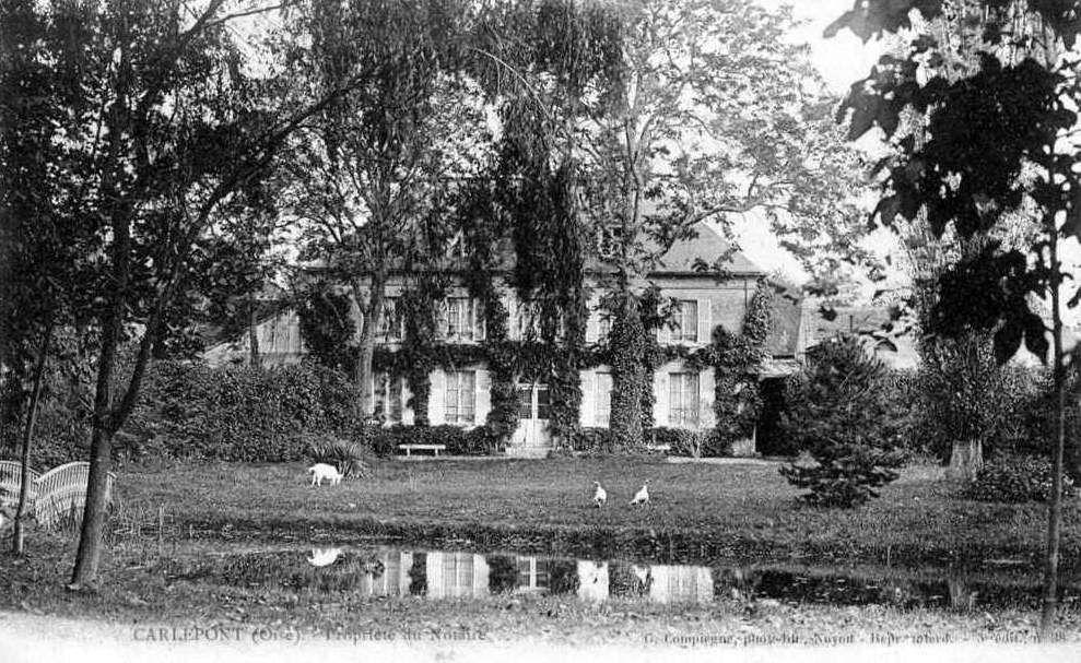 Album - le village de Carlepont (Oise)