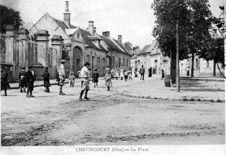 Album - le village de Chevincourt (Oise)
