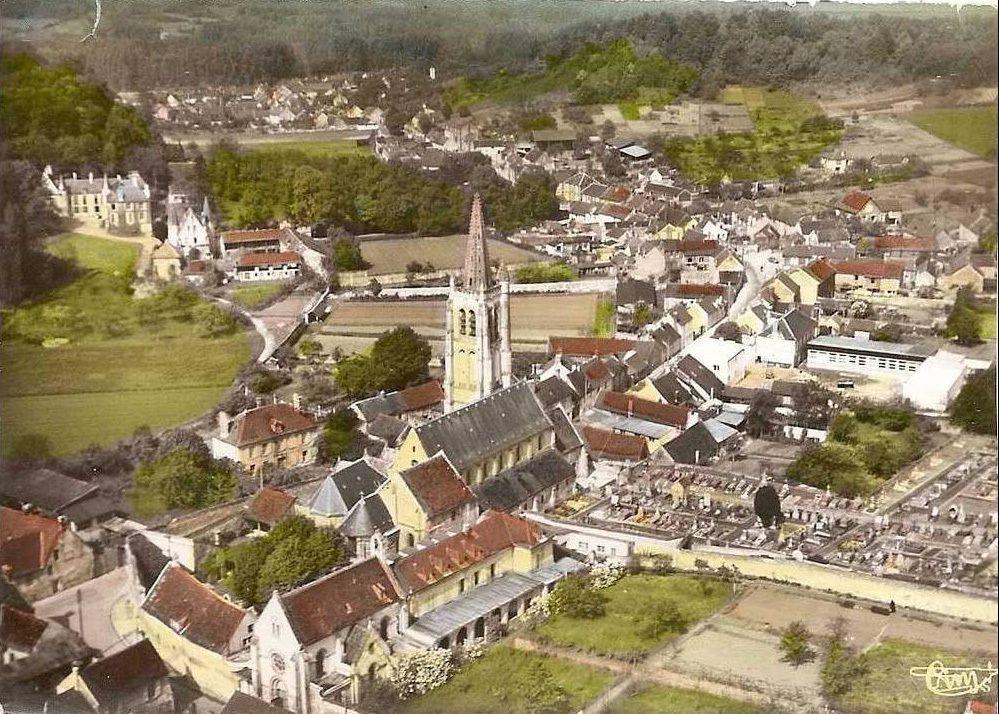 Album - le village de Bethisy-saint-Pierre (Oise)