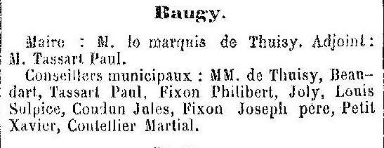 Album - le village de Baugy (Oise)