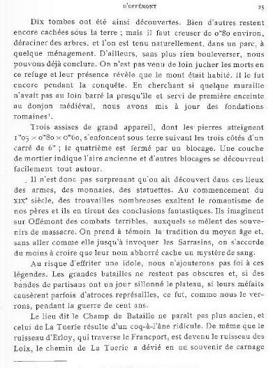 Album - le chateau d'Offemont (Oise)