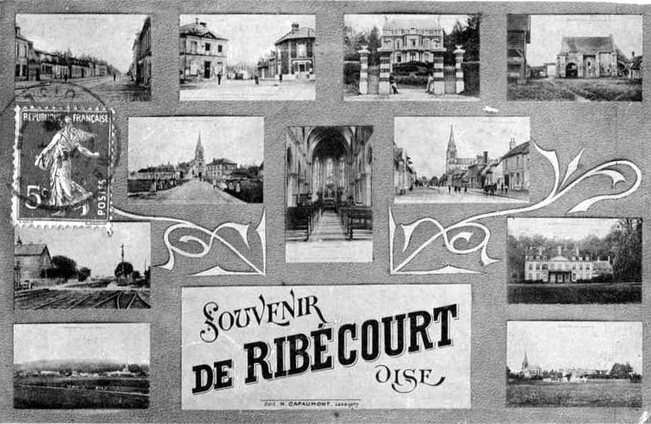 Album - le village de Ribécourt (Oise), les sports