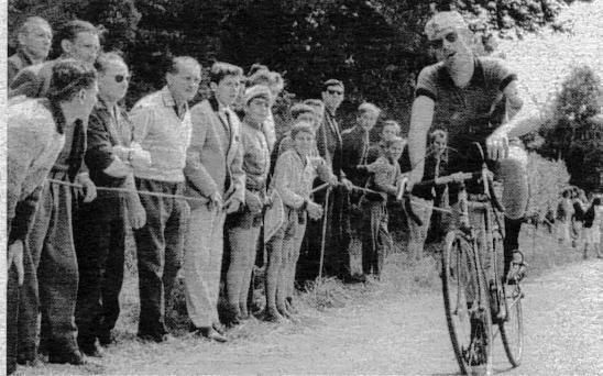 Album - Chantereine, les activités sportives, les cyclistes