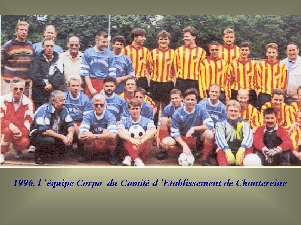 Album - Chantereine, les activités sportives le football (2)