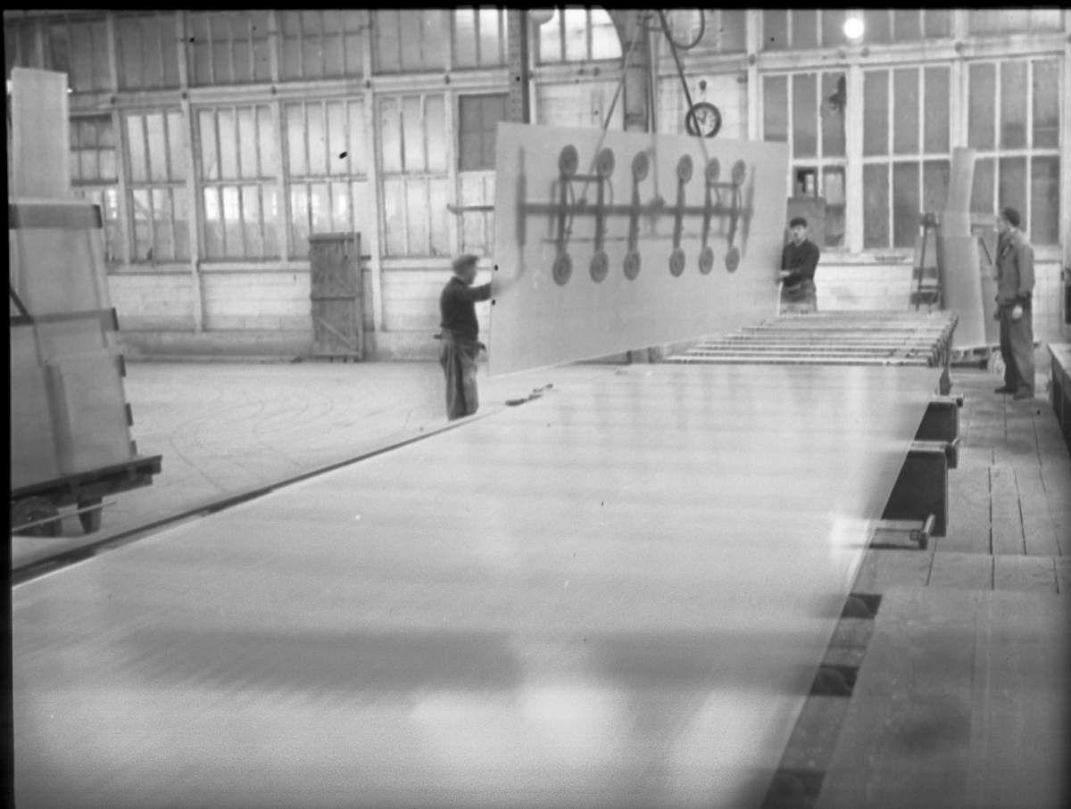 Album - Chantereine, l'atelier, le Twin 'A'